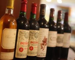 LE CELLIER DES CHENES - Saint-Baldoph - les vins/ ROUGES DE BORDEAUX