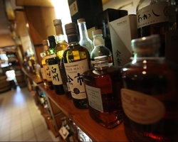 LE CELLIER DES CHENES - Saint-Baldoph - Les whiskys & rhums/Whisky